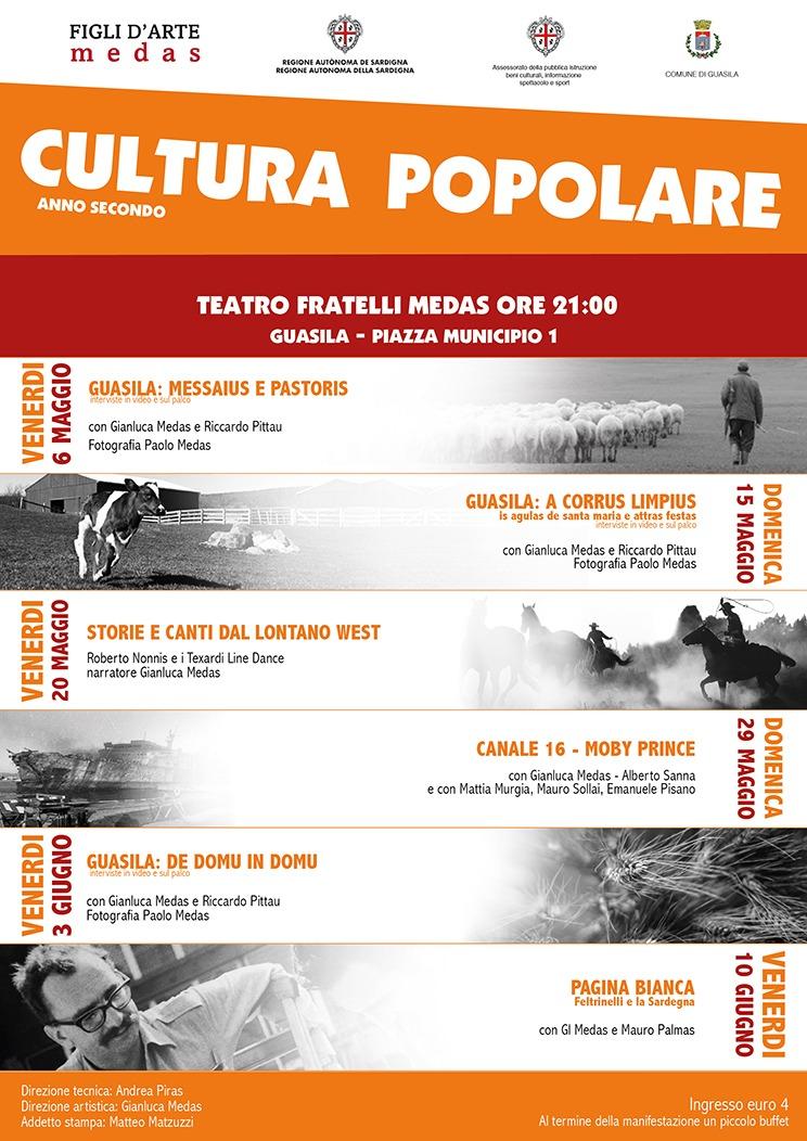 """Locandina """"Festival Cultura Popolare"""" (1 image)"""
