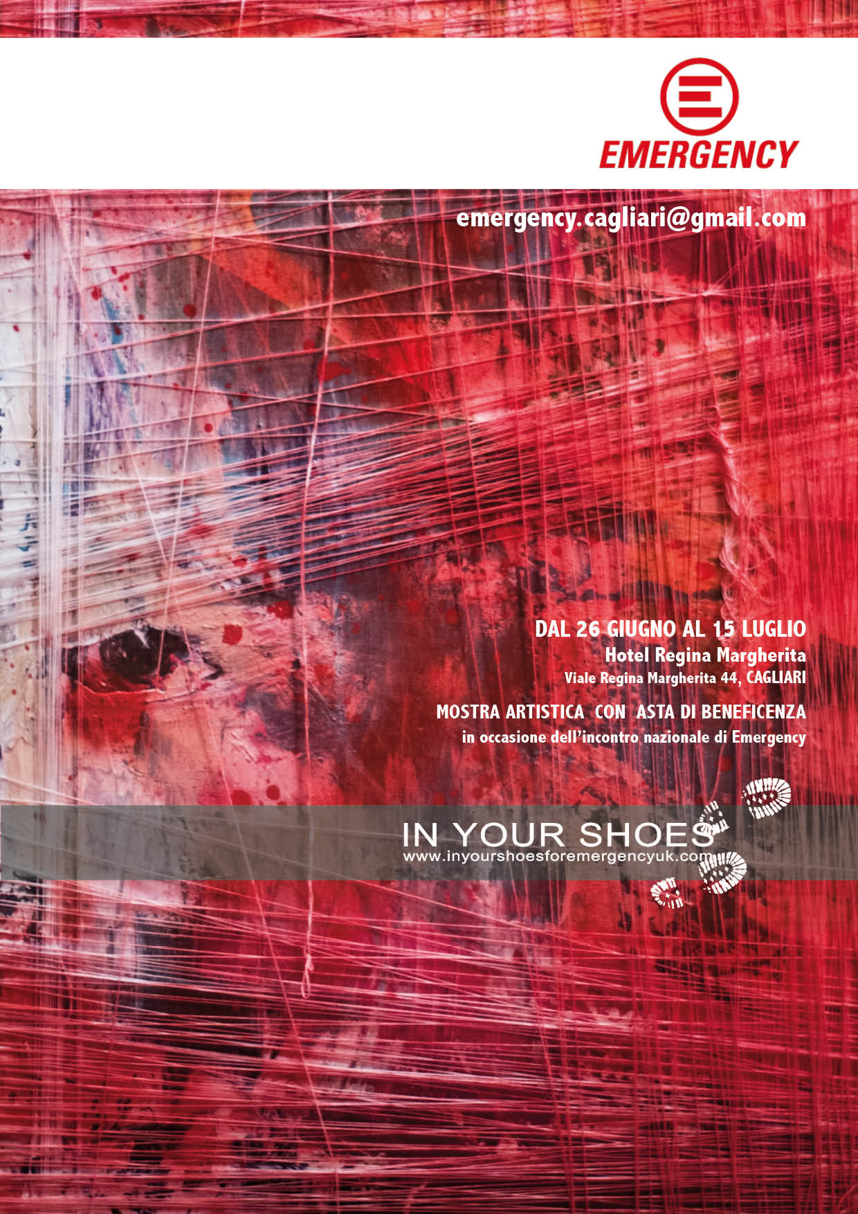 Emergency – In Your Shoes (Emergency UK) (1 image)