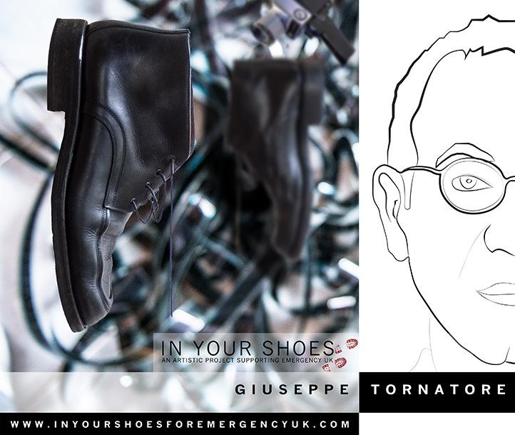 Giuseppe Tornatore (EMERGENCY UK) (1 image)