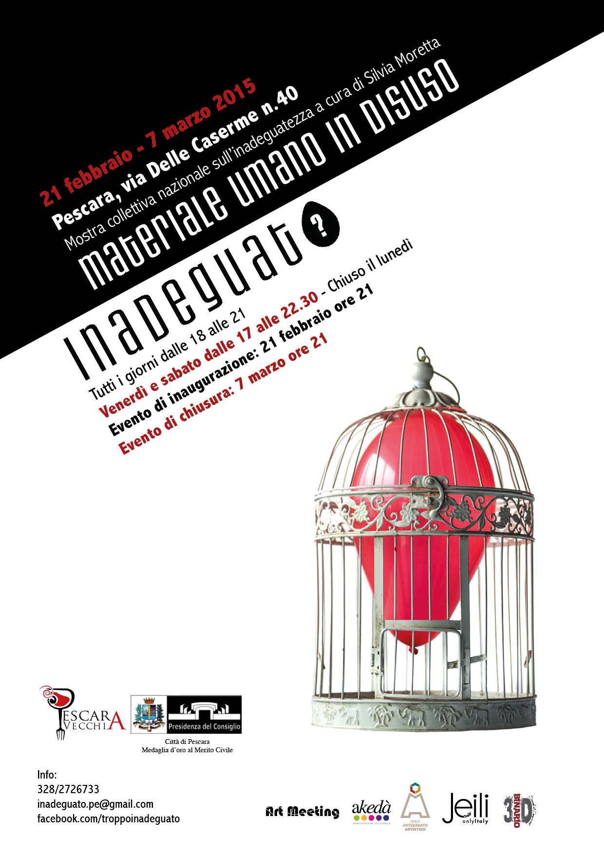 Inadeguato – Pescara (2 images)