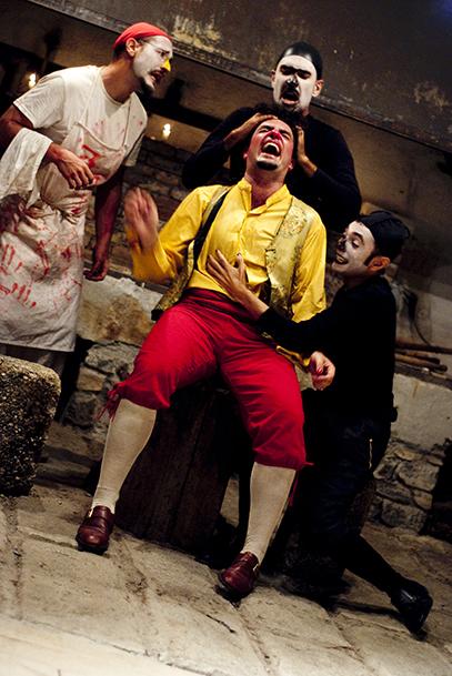 Festival Teatrale Internazionale – Montevecchio (73 images)