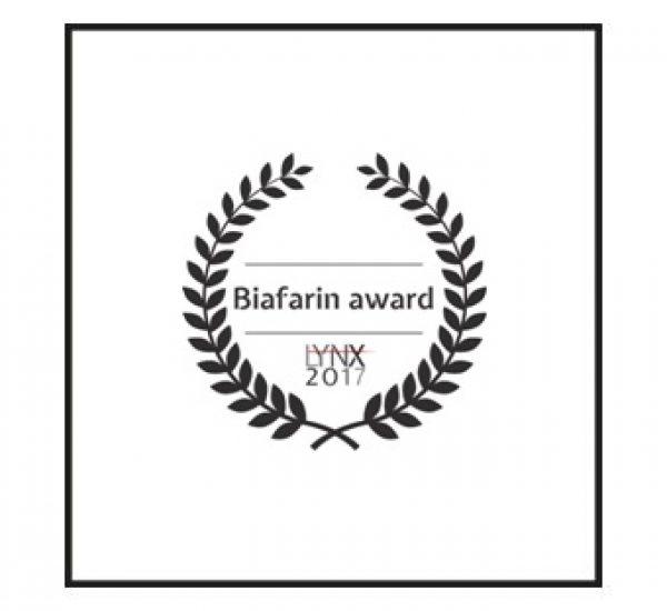 Biafarin Award (Canada – Montreal)