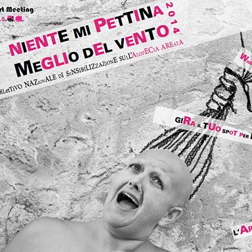 Niente mi pettina meglio del vento – Awareness campaign (90 images)