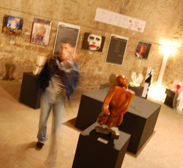 Study Box – National Exhibition – Perugia