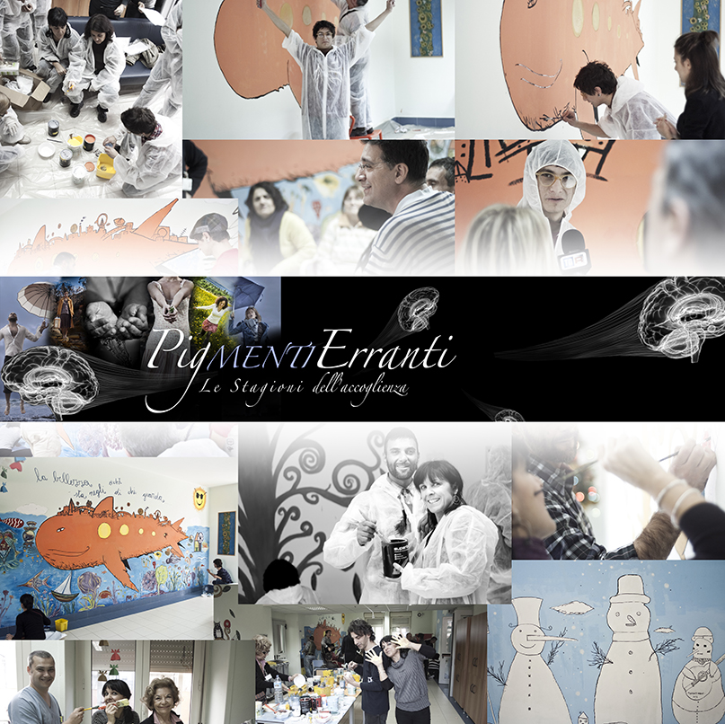 Pigmenti Erranti – Art Direction&Management (22 images)