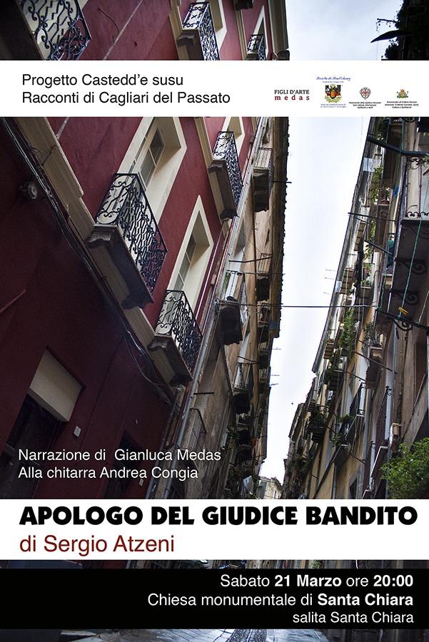 Apologo del Giudice Bandito – Locandina (1 image)