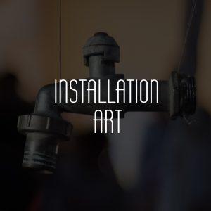 installation art - Fabio Costantino Macis