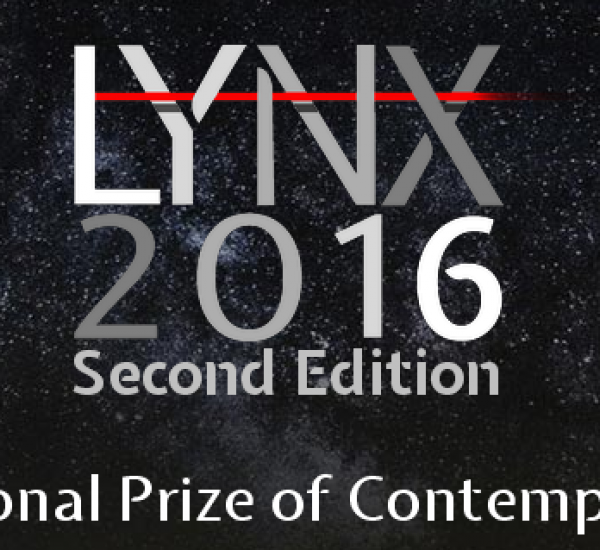 Winner of Lynx Prize 2016 – International art prize