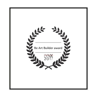Be Art Builder Award